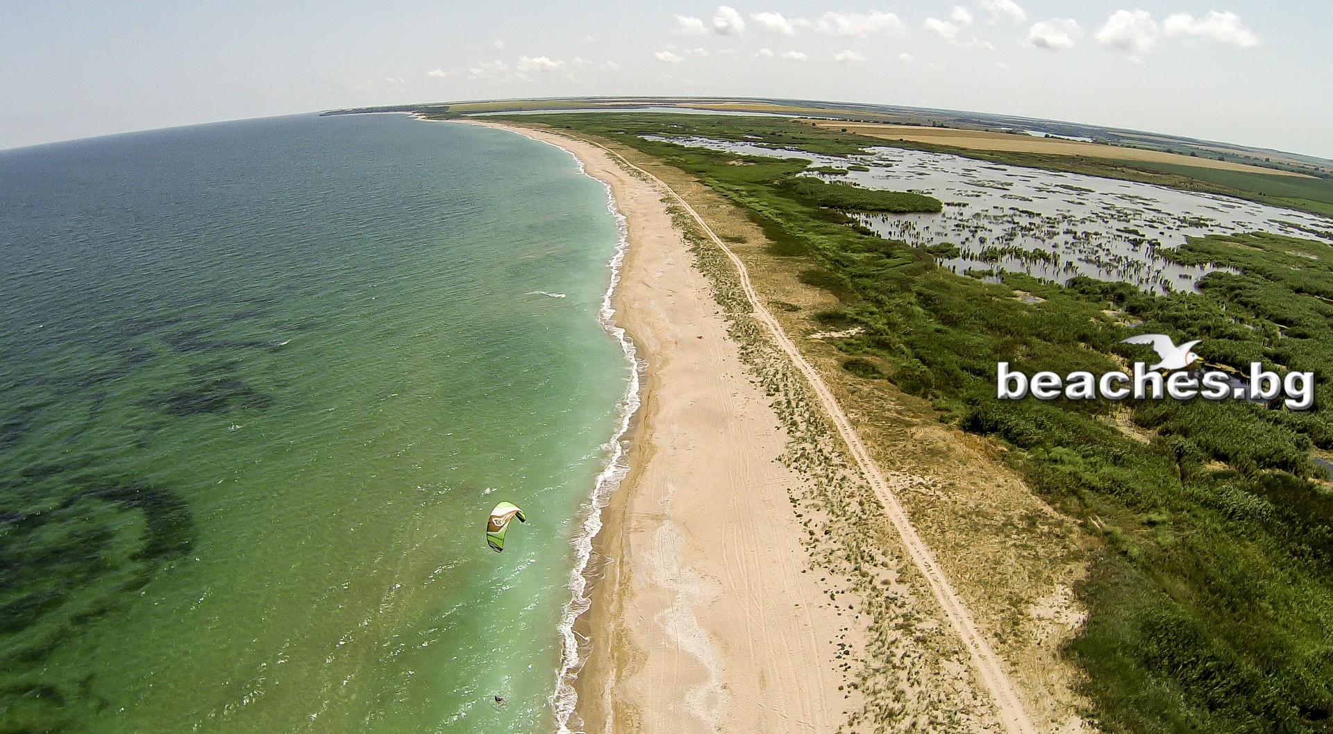 Южен плаж Дуранкулак