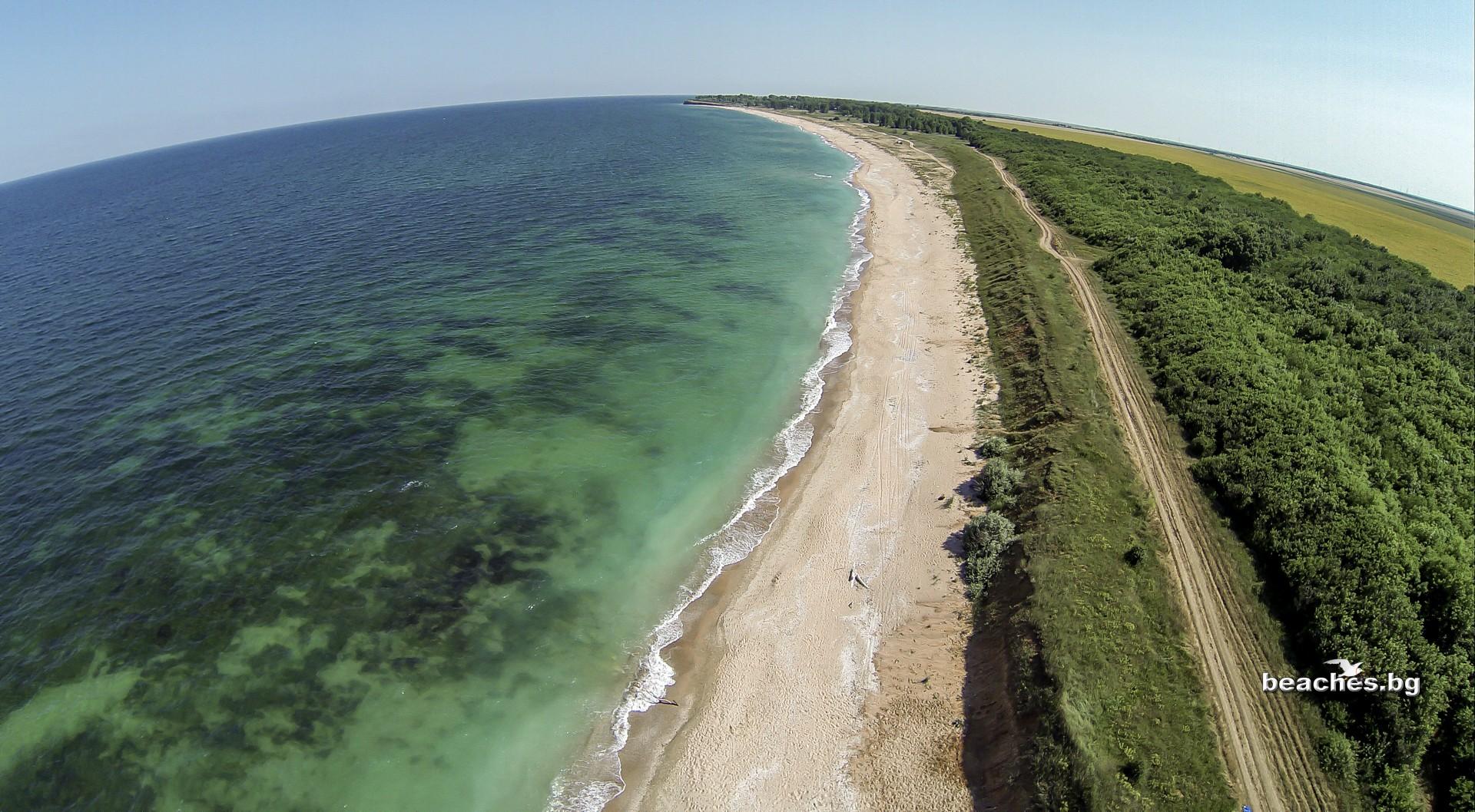beaches.bg - Плаж Крапец България