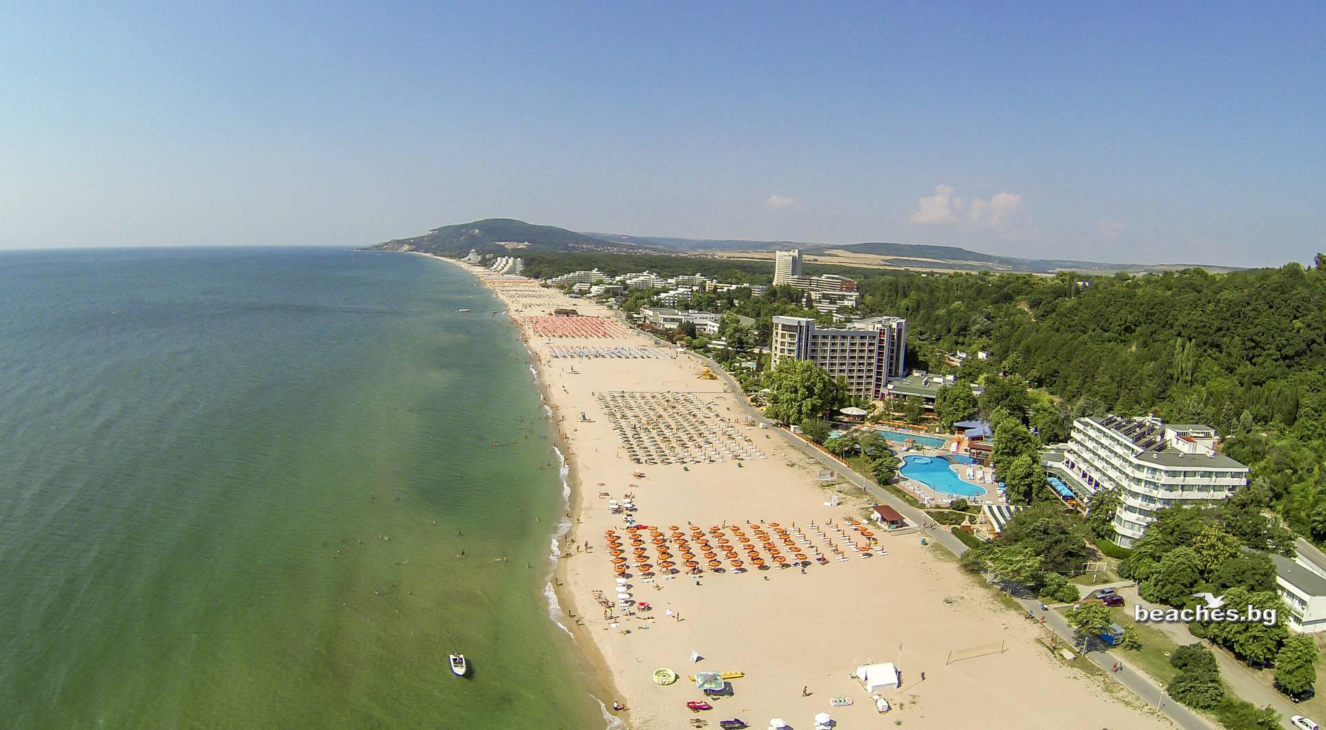 kaliakra beach bulgarien albena