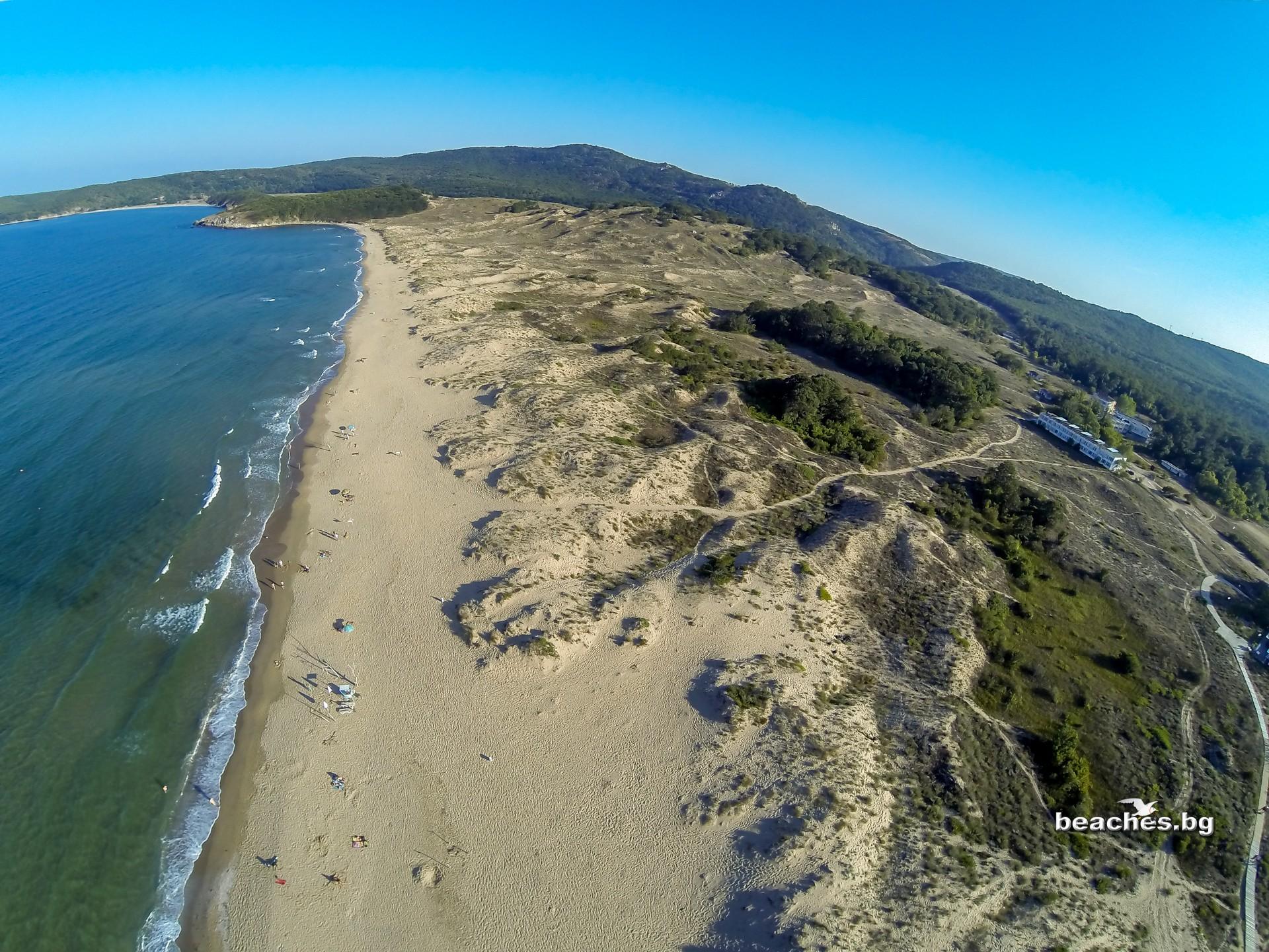 beaches.bg - Плаж Аркутино, България