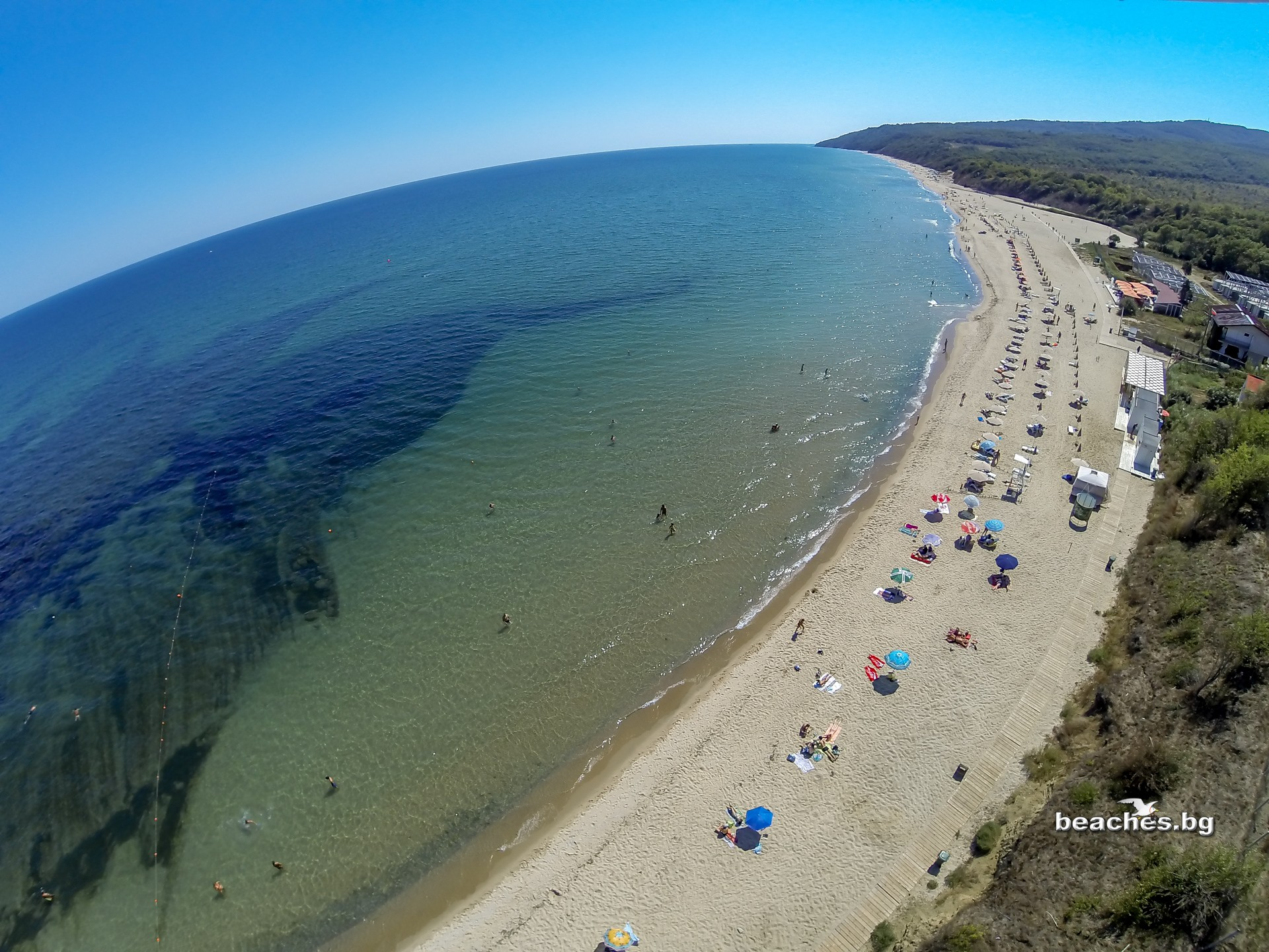 beaches.bg - Плаж Иракли, България