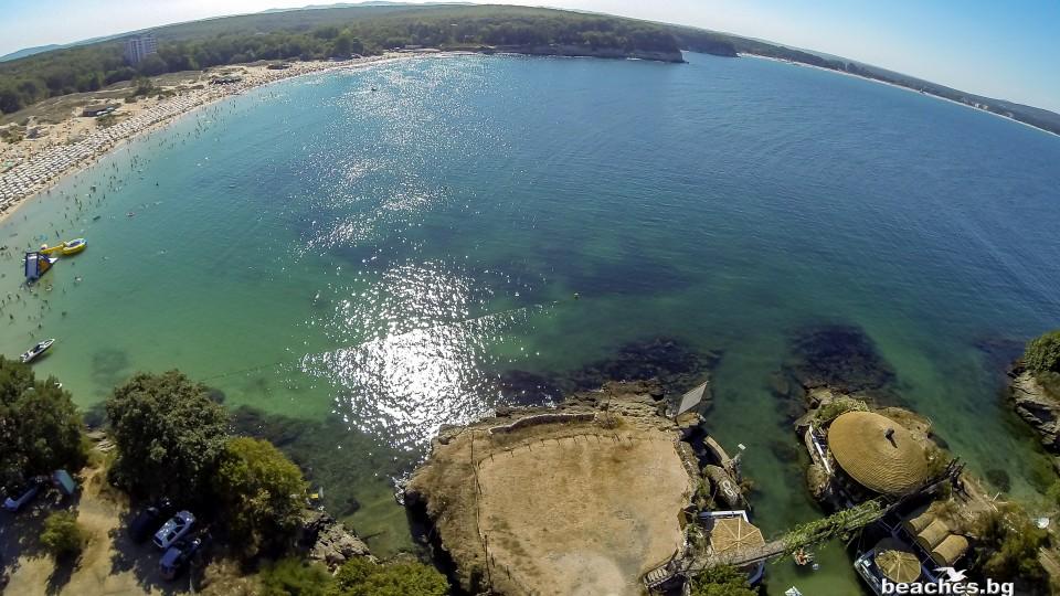beaches.bg - Плаж Атлиман, Китен, България
