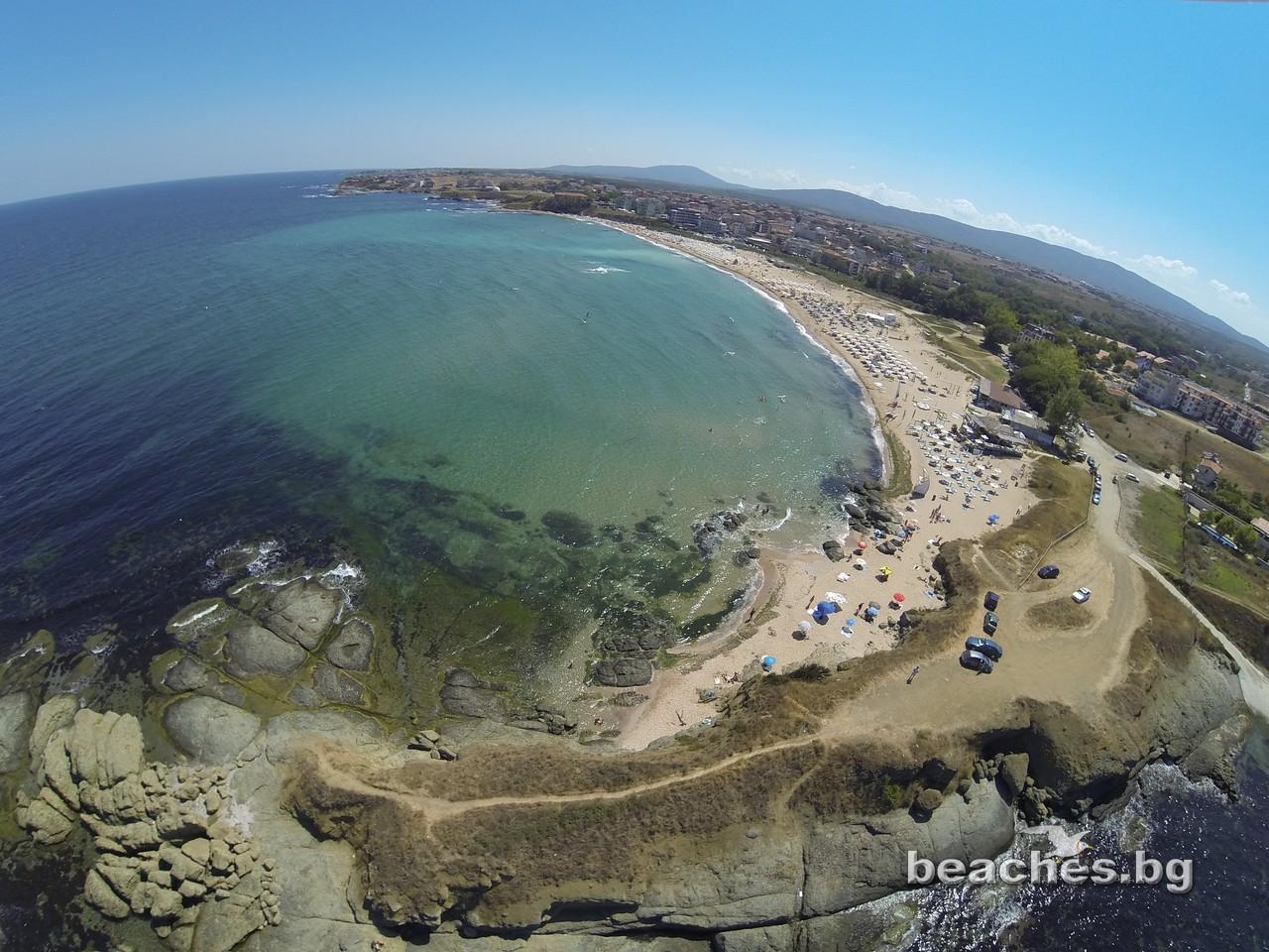 beaches.bg - Lozenets, Лозенец, България