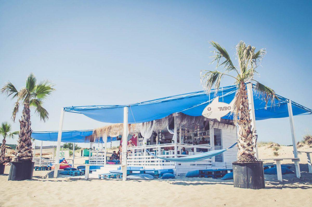 el tubo beach bar