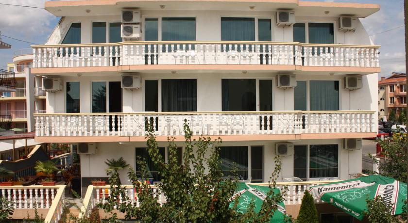 Kъща за гости Амадеус - Несебър