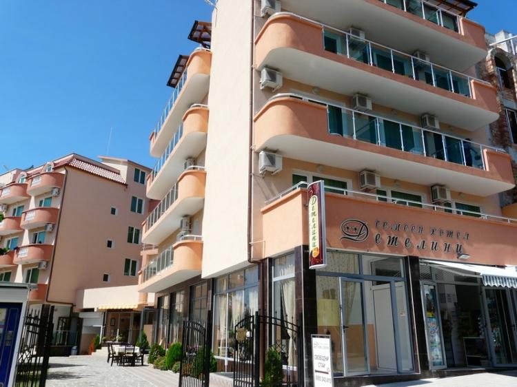 Семеен хотел Детелини - Приморско