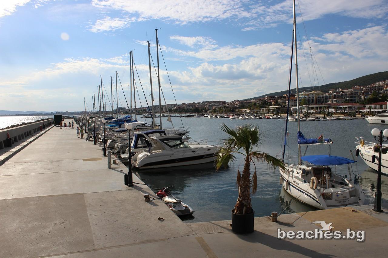 Saint Vlas – Marine Yacht Beach - beaches bg